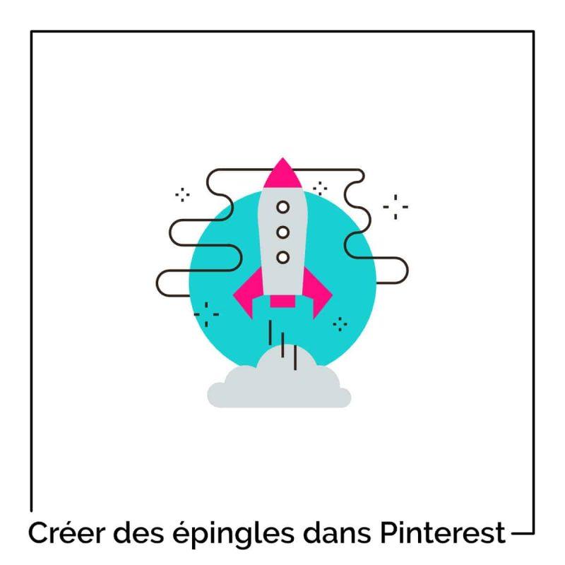 Créez vos épingles directement dans Pinterest !