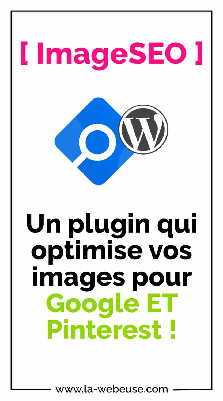 ImageSEO : le plugin qui vous aide à référencer vos images