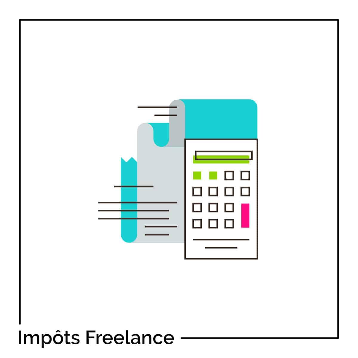 Payer ses impôts freelance
