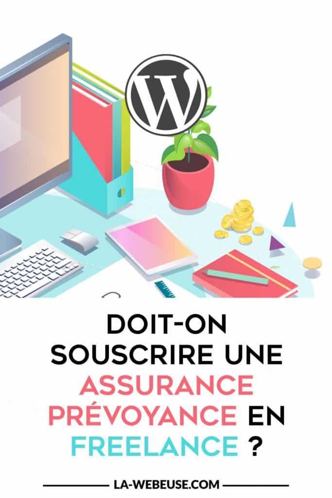 assurance prévoyance freelance
