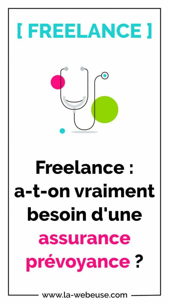 assurance prévoyance en freelance