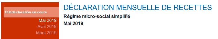 Cotisations sociales micro-entreprise : choix de la période