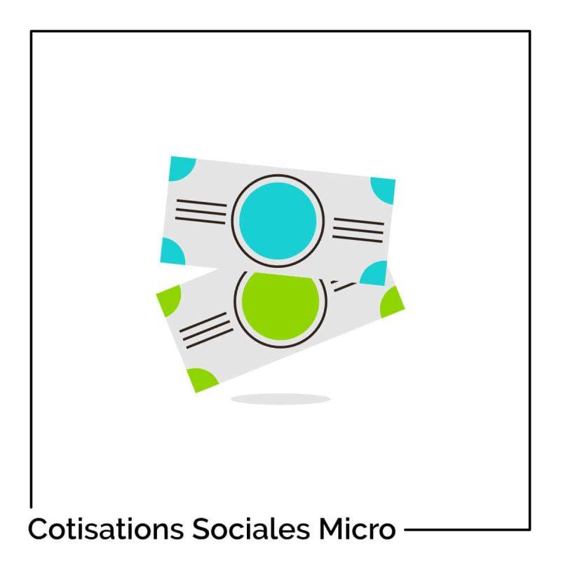 Cotisations sociales micro-entreprise: comment les payer?