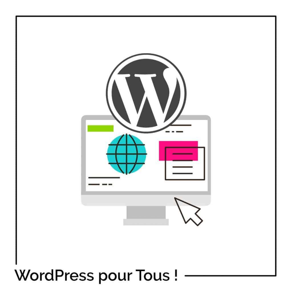 Site WordPress pour tous !