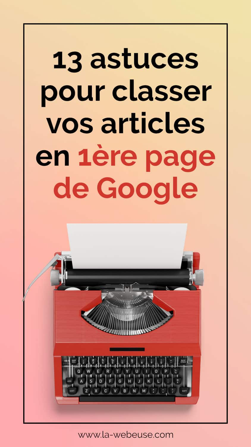 comment bien referencer un article de blog ?