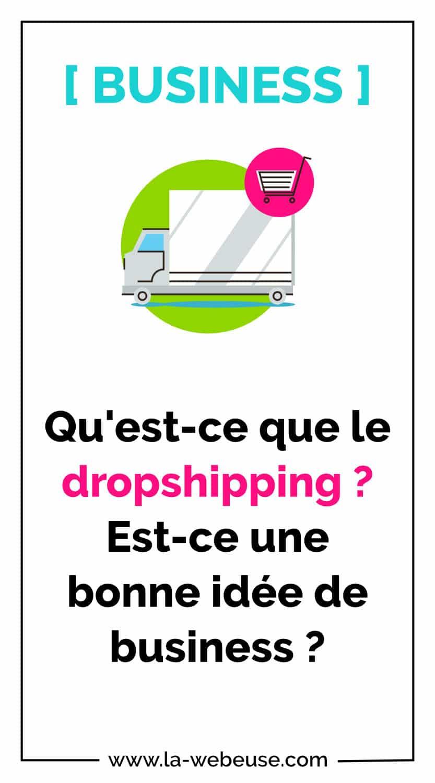 Dropshipping : une bonne idée ?