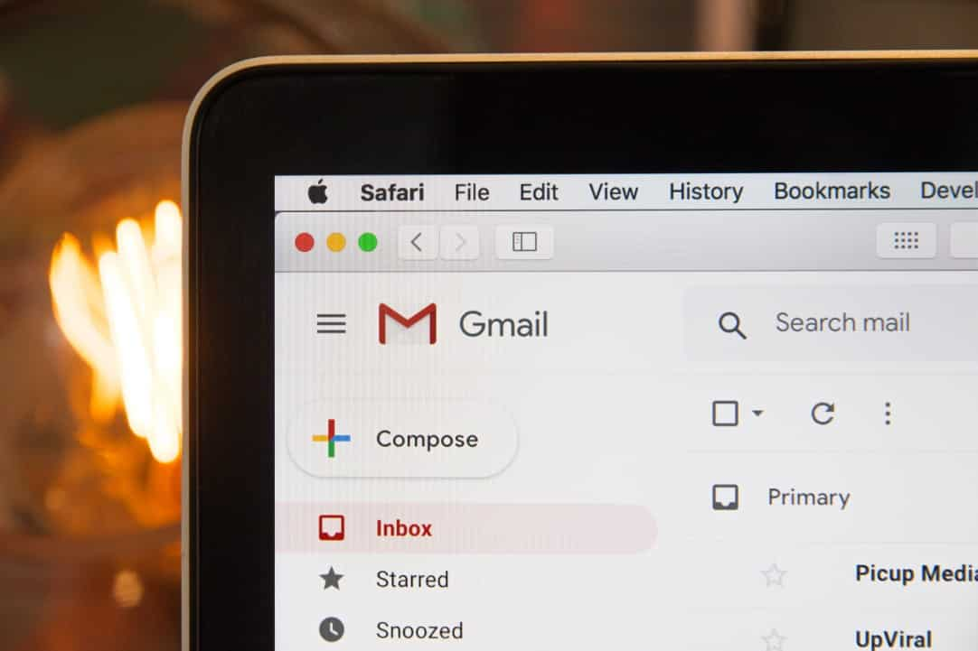 email de prospection webmail