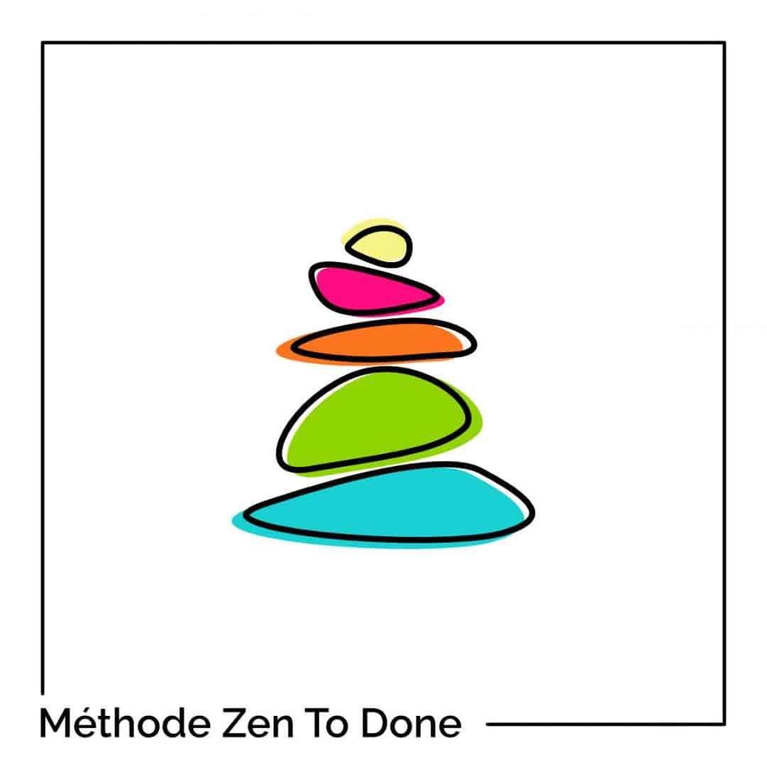 Zen to Done : 10 habitudes pour devenir zen et productif