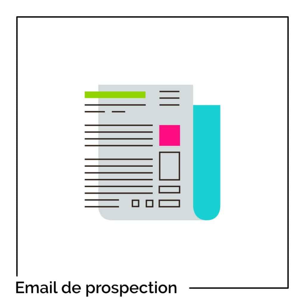 prospection client par email