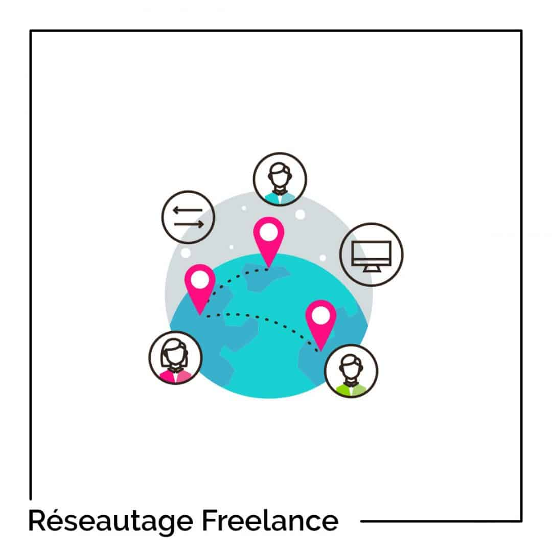 Réseautage freelance : la puissance des rencontres IRL !
