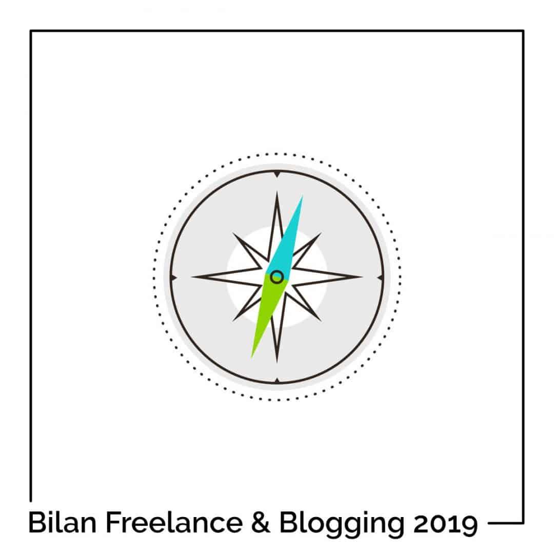 Le bilan freelance et blogging 2019 de La Webeuse