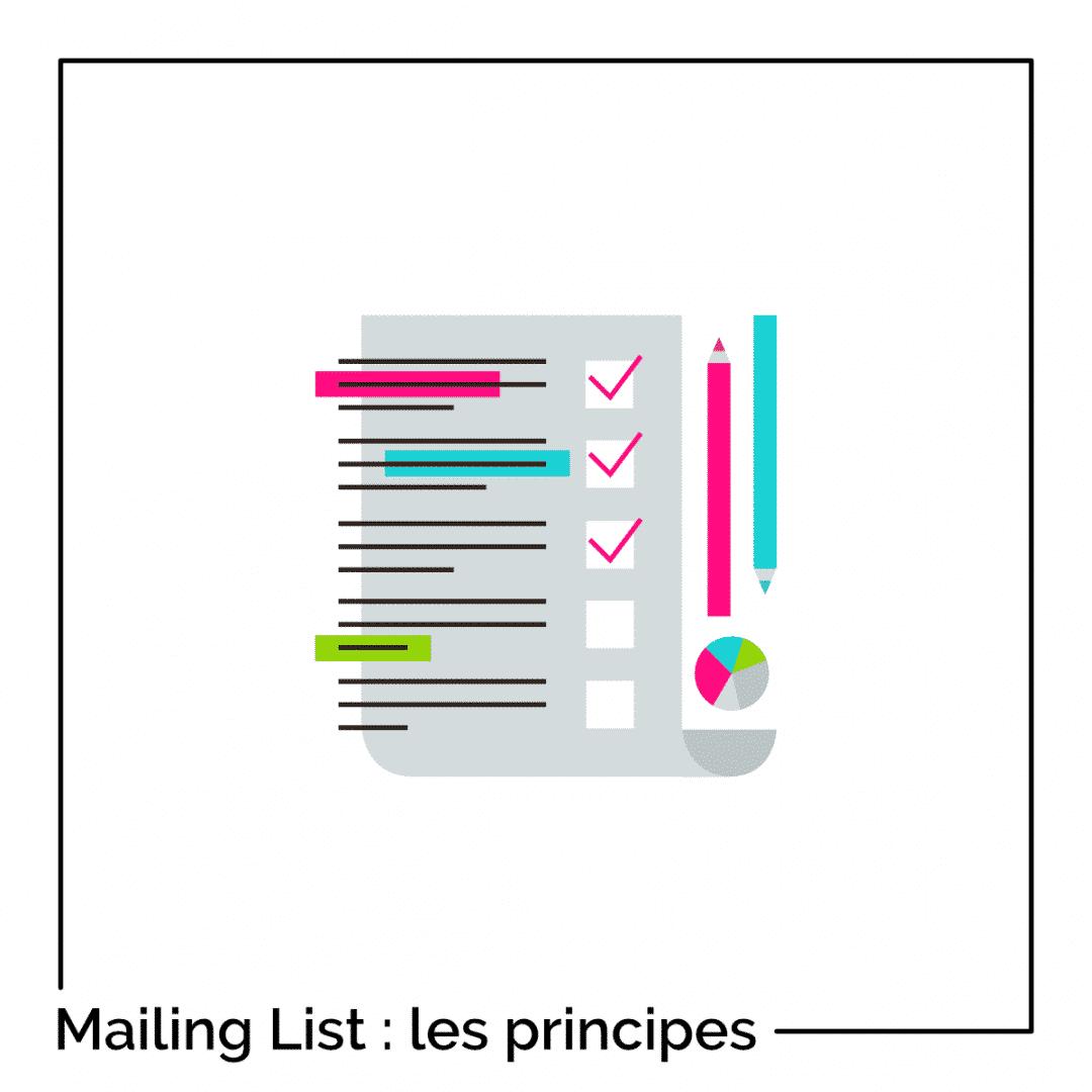 Mailing list : grands principes, avantages et défauts, où commencer ?…