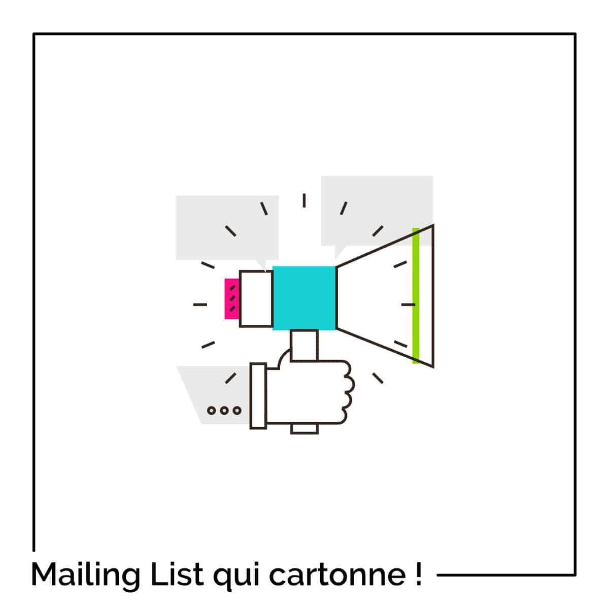 Mailing list astuces