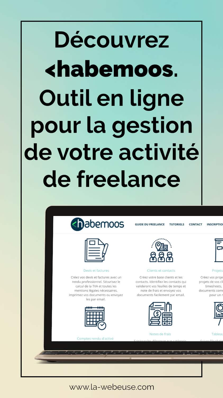 Habemoos gestion activité freelance