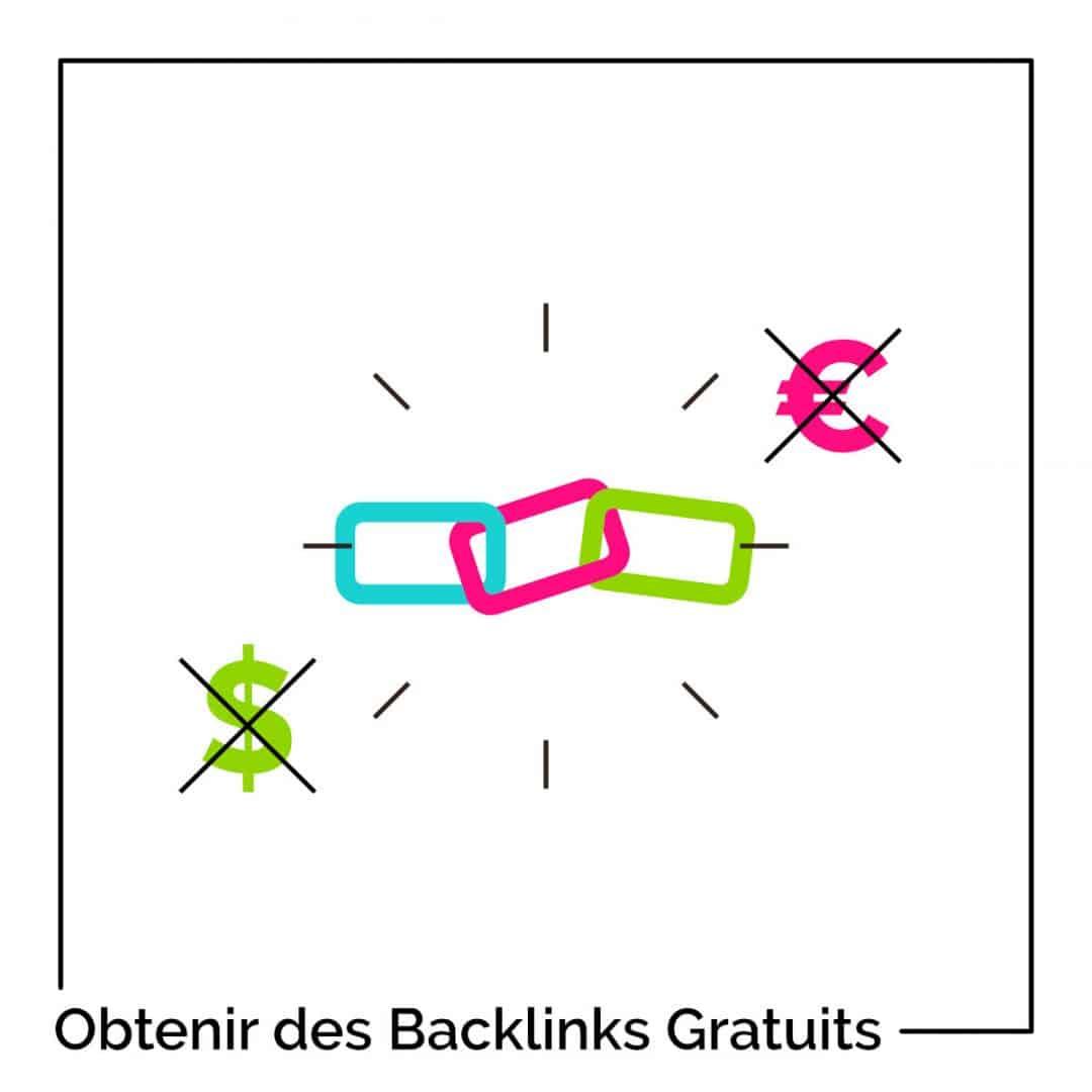 Backlinks gratuits : comment les obtenir vs. l'envers du décor !