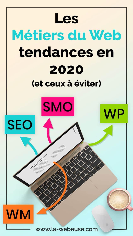 Tendances métiers du web