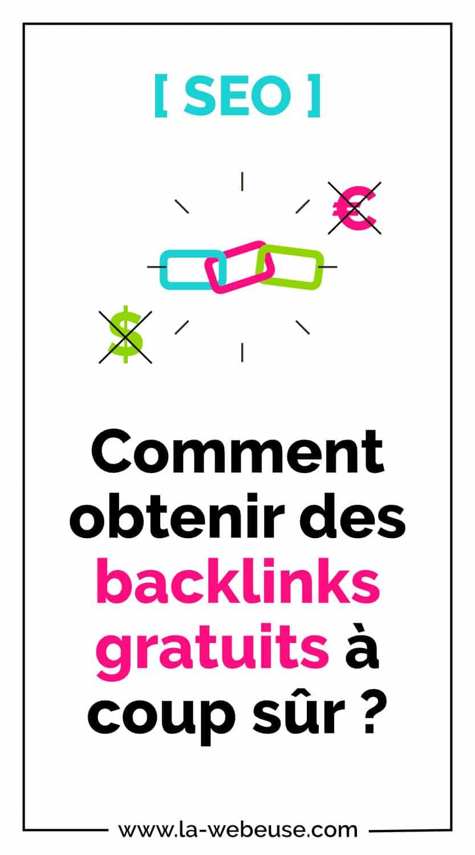 obtenir des backlinks gratuitement