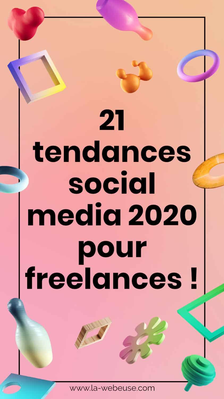 Tendances social media Pinterest