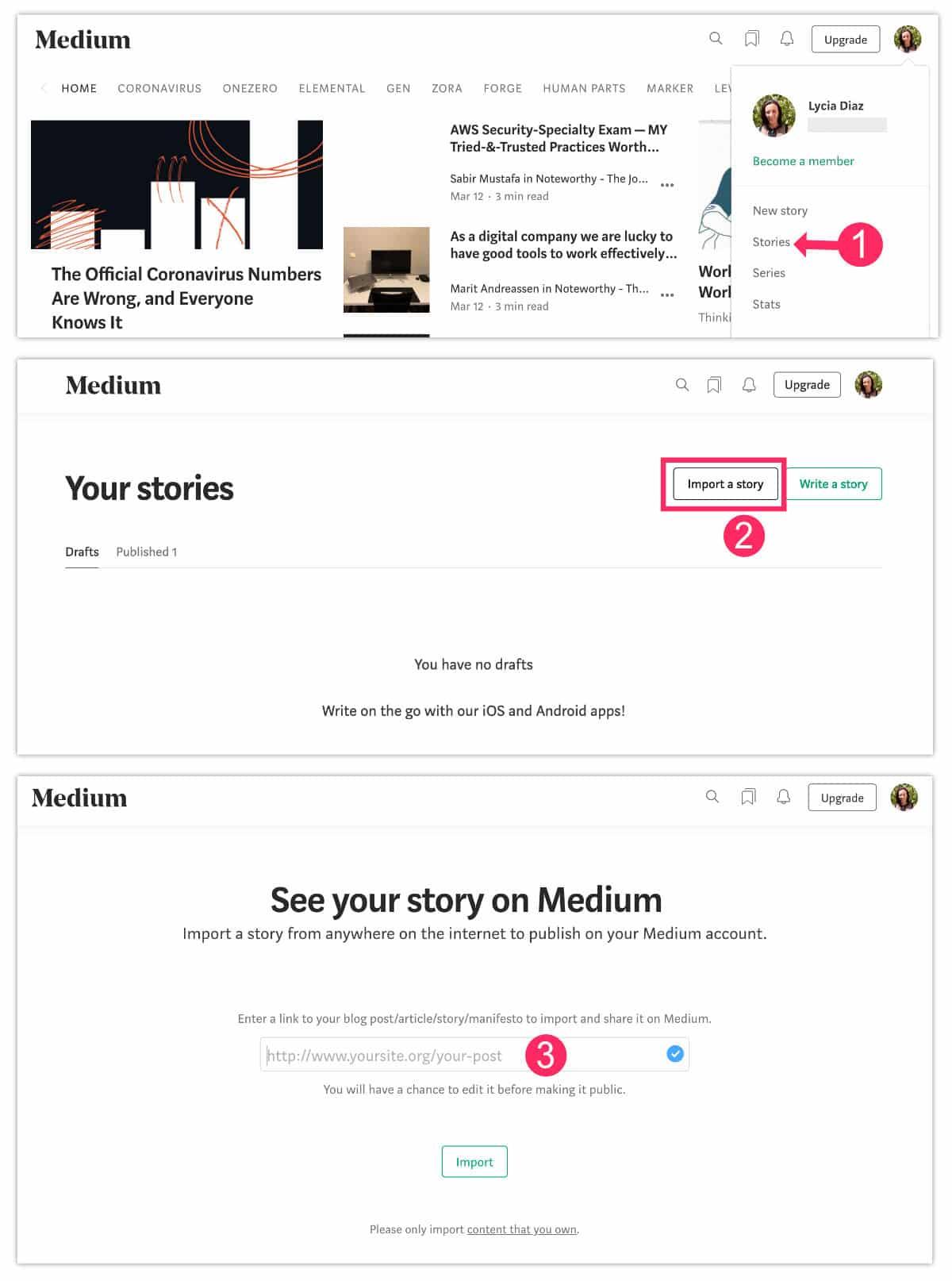 Article Sur Medium