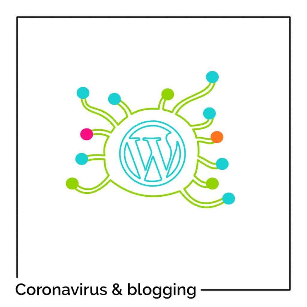 Coronavirus Blogging