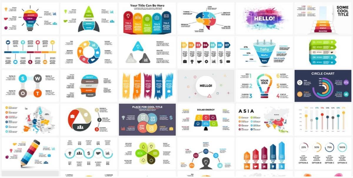 Eléments Infographie