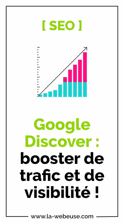 Google Discover booster de trafic