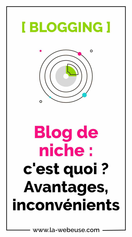 Blog Niche Pinterest