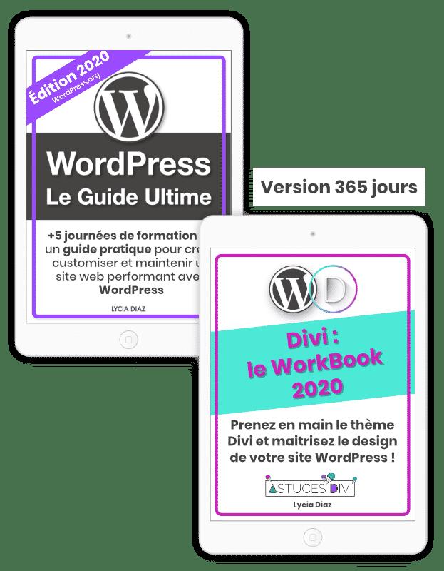Pack Design WordPress + Divi 365