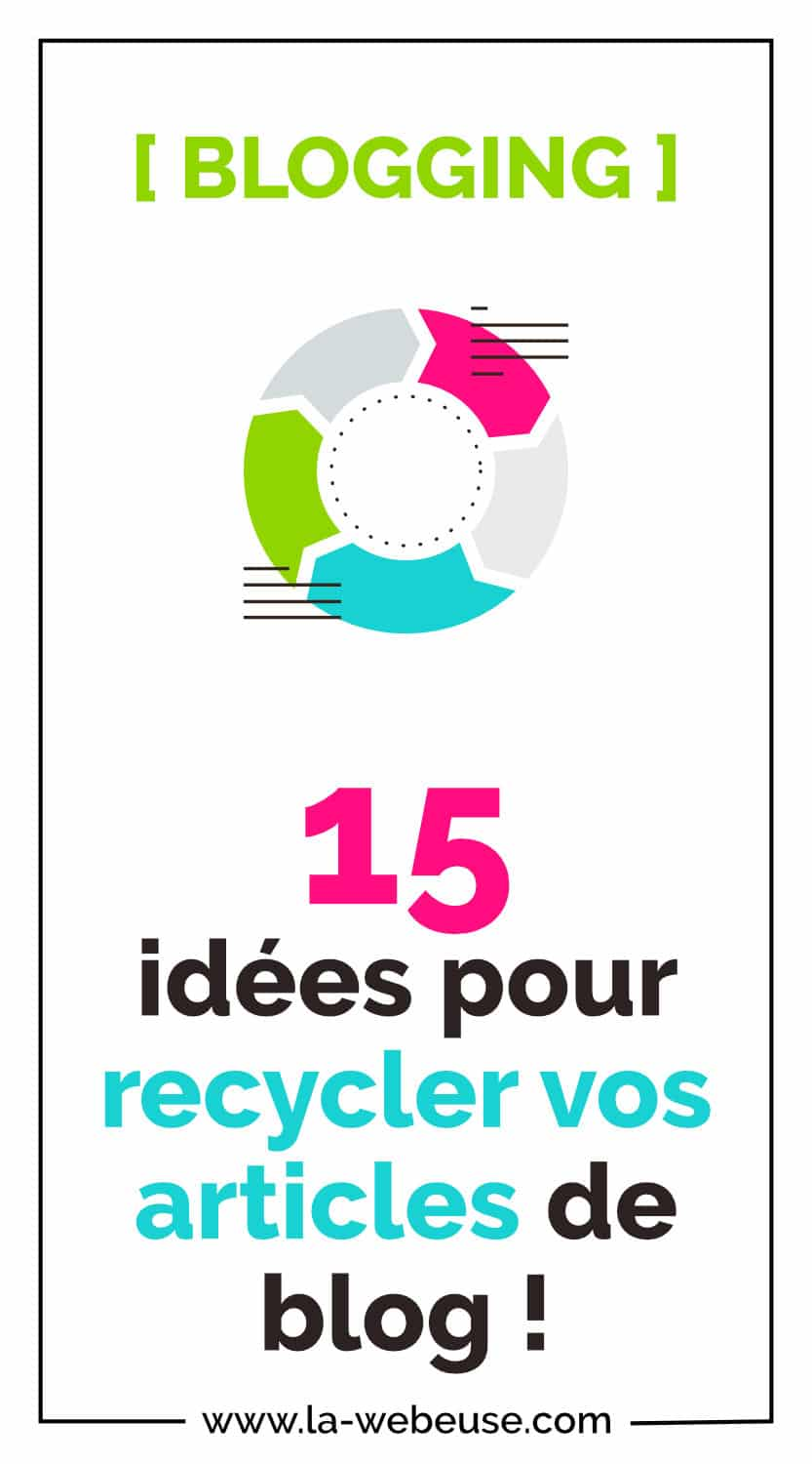 Recyclage Article Blog
