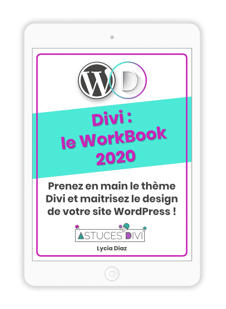 Workbook Divi PDF 2020