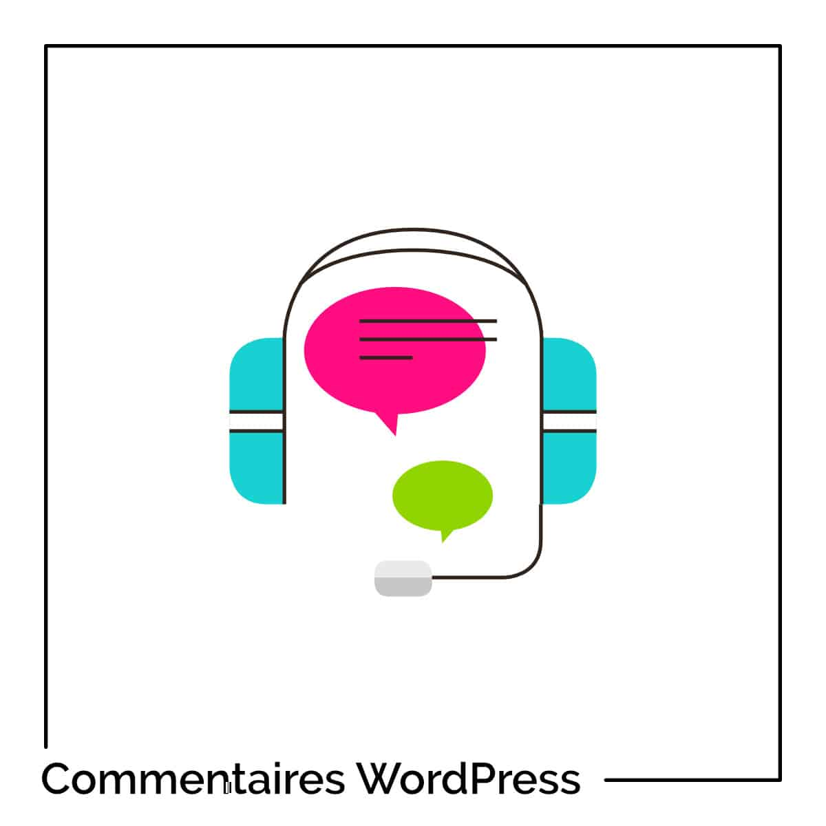 Commentaires Wordpress Featured