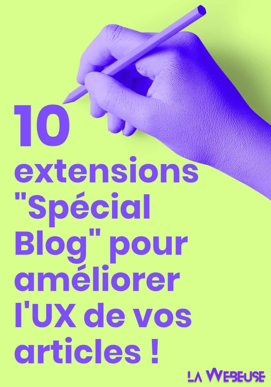 Plugins Special Blogging