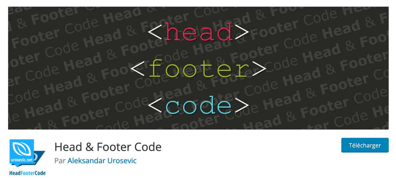 Head And Footer Code