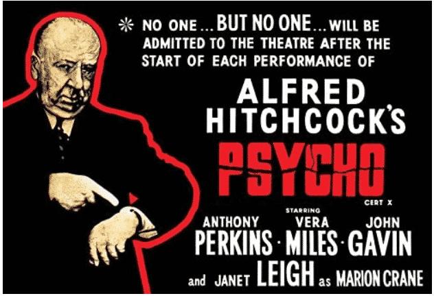 Storytelling : Alfred Hitchock