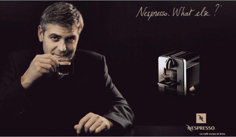 Storytelling - Nespresso