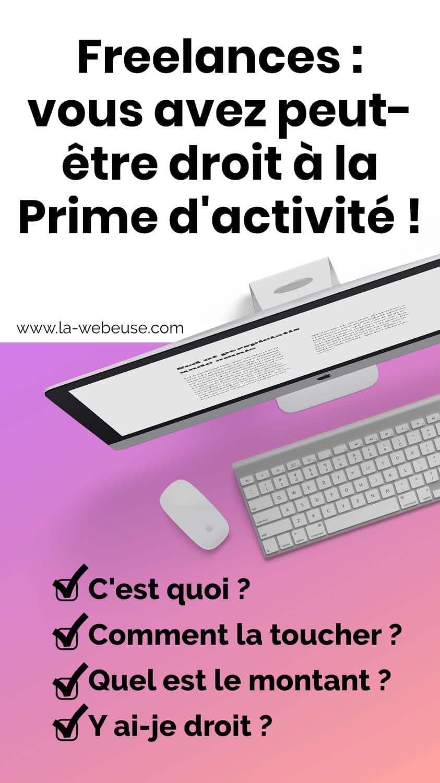 Prime Activite Freelance : comment en bénéficier