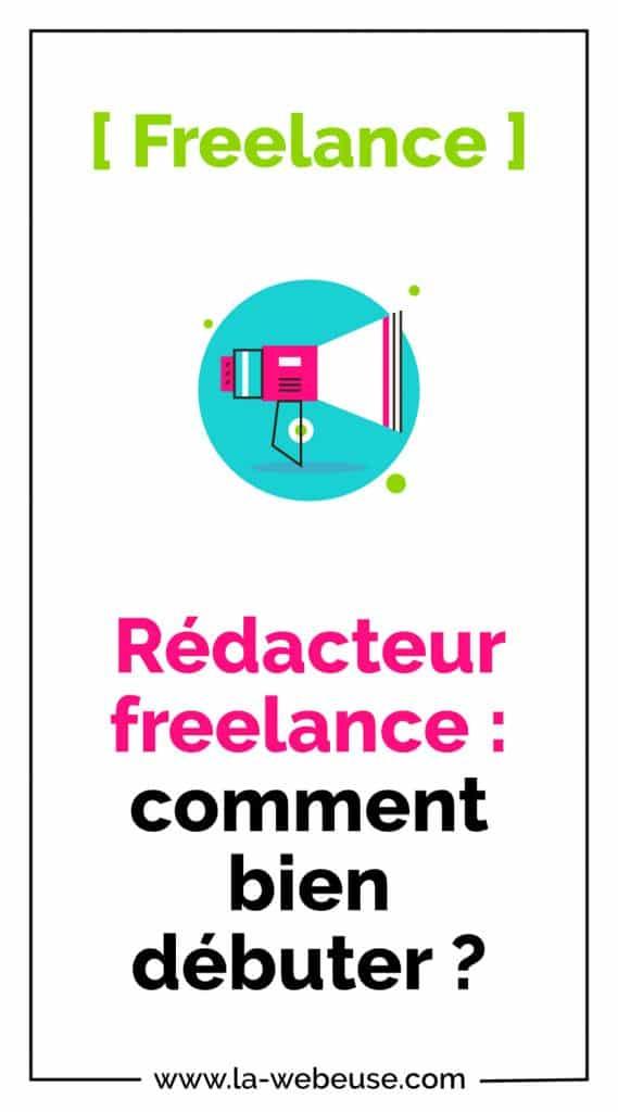 Redacteur Freelance