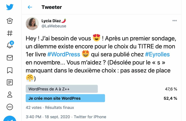 Vote Twitter