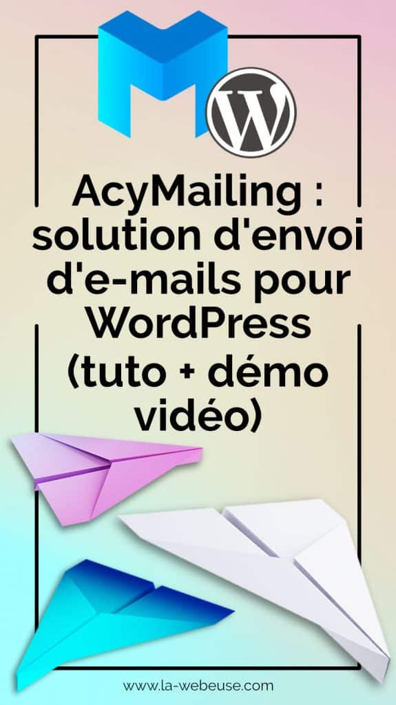 Acymailing WordPress