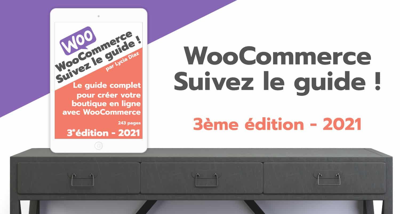 Ebook WooCommerce 3ème édition