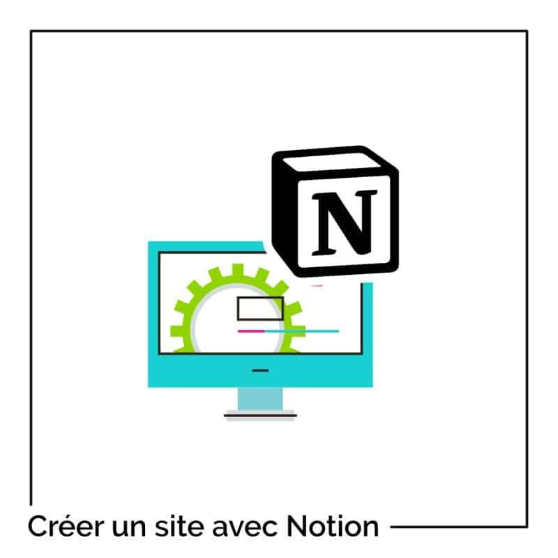 Créez un site web en 2 minutes avec Notion