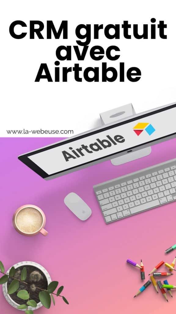 crm airtable pin