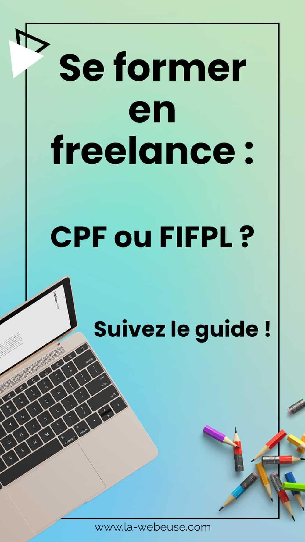 freelance formation cpf