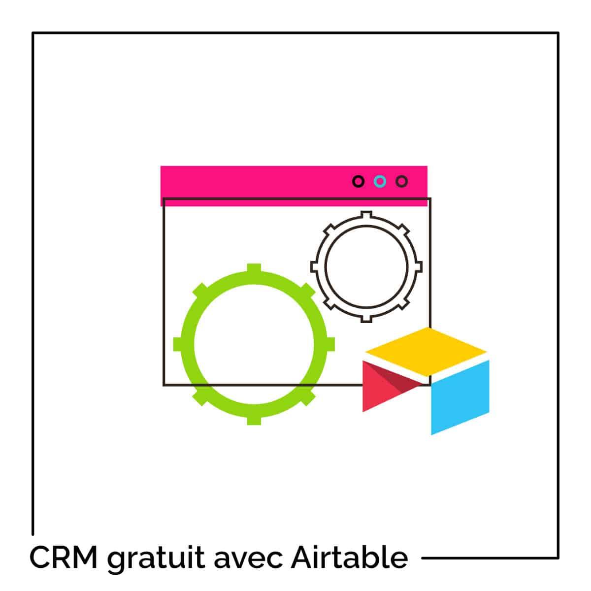 Créer un CRM avec Airtable