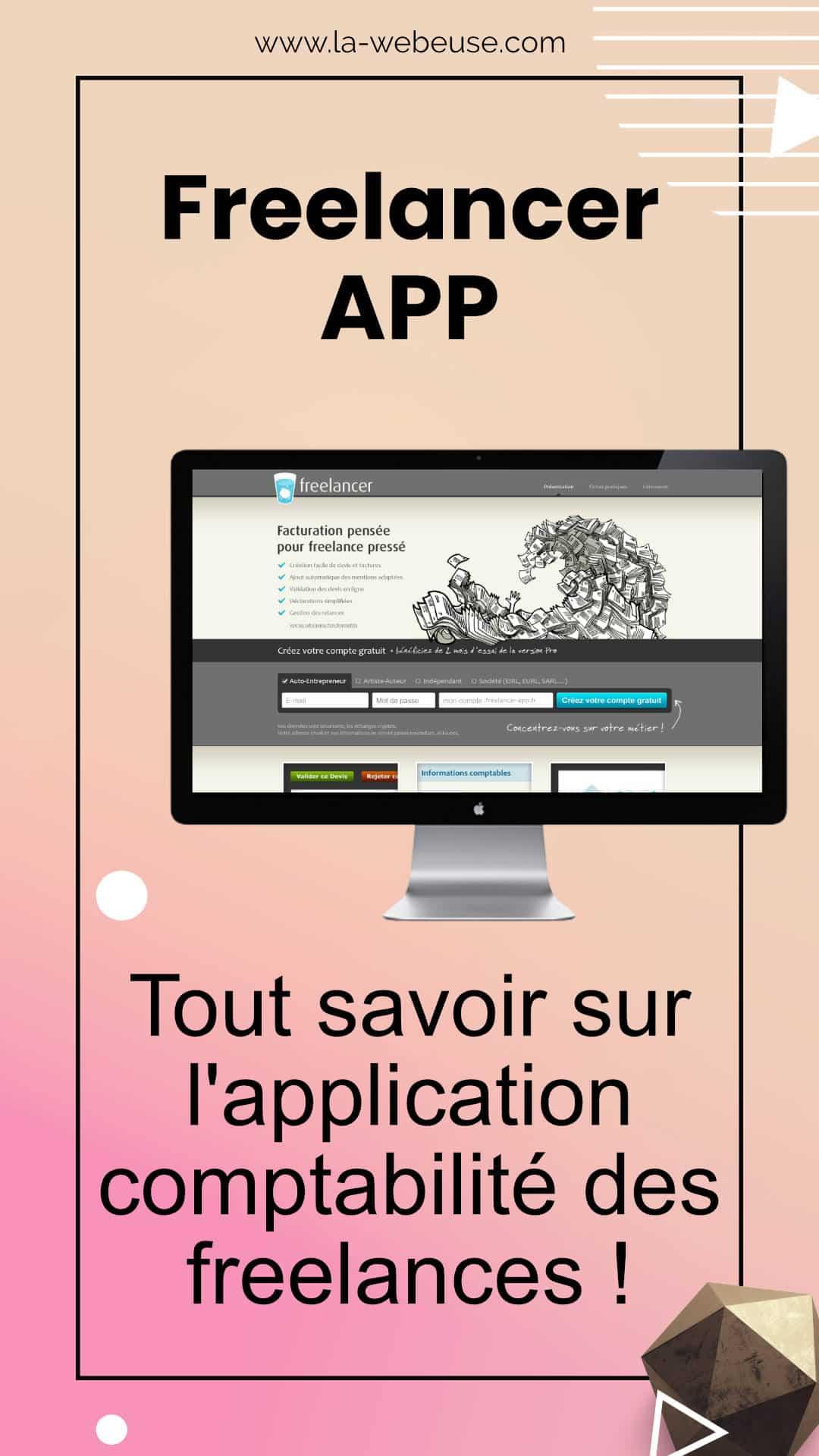 freelancer app comptabilité freelance