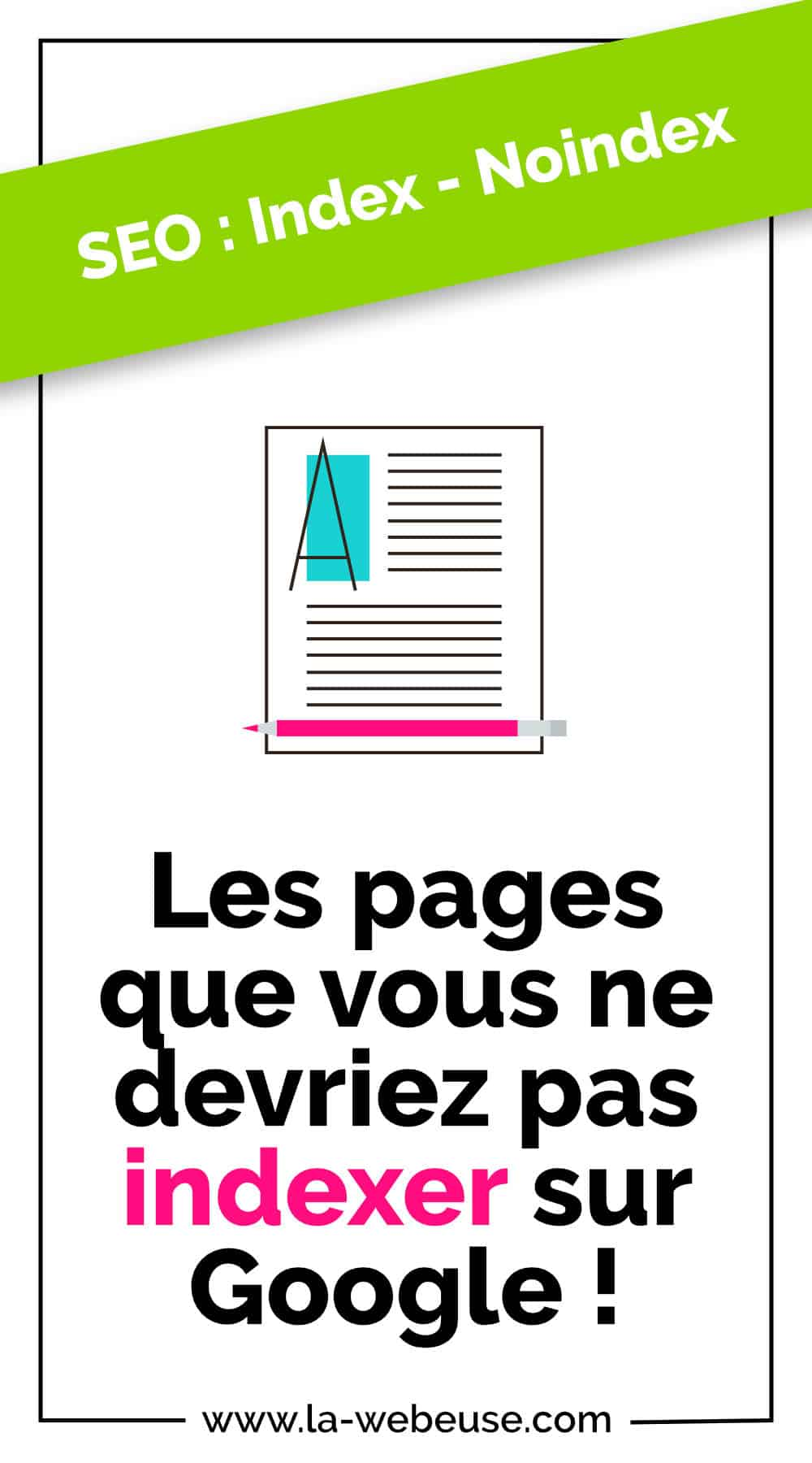 pages noindex