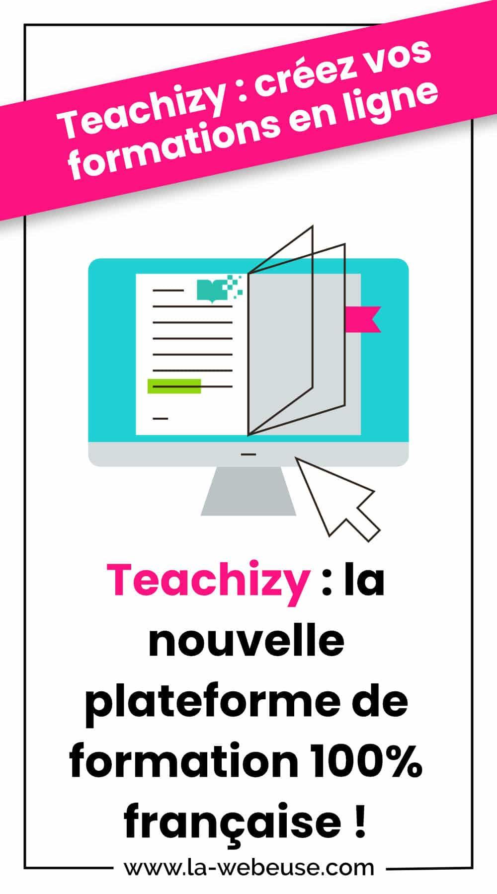 Teachizy : plateforme 100% française