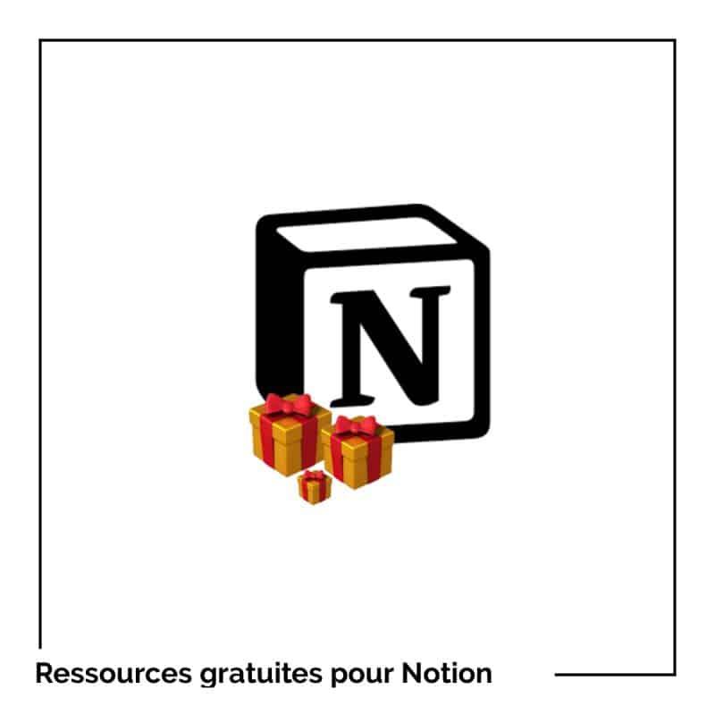 780 ressources gratuites pour Notion 🤩