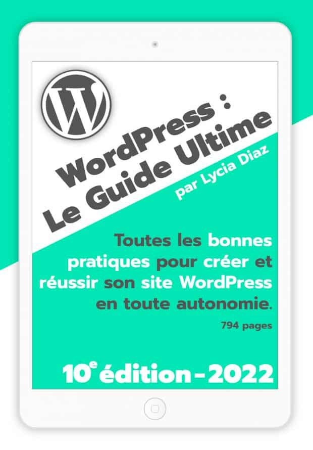ebook WordPress PDF