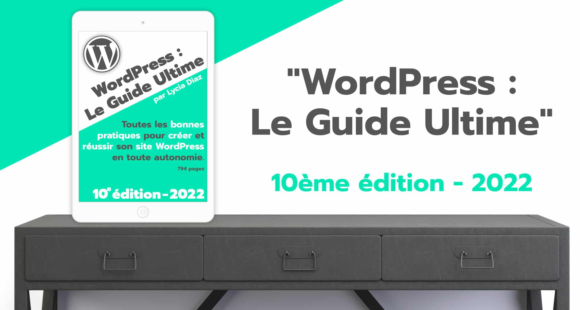 Avis ebook wordpress 2022